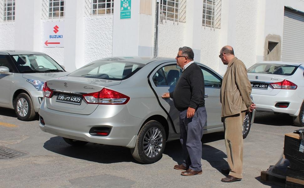 Suzuki-ciaz-tunisie