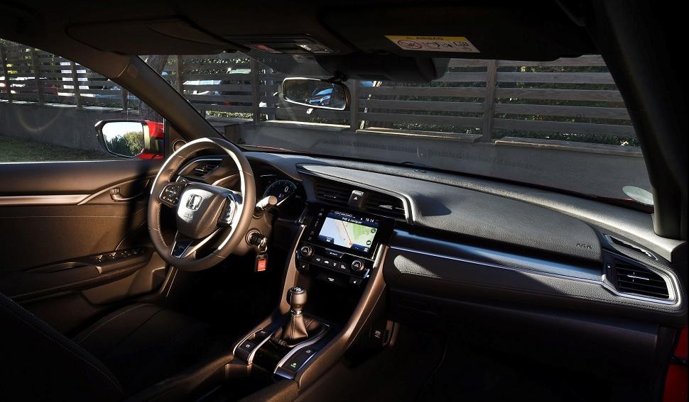 Honda Civic 5 portes 2017