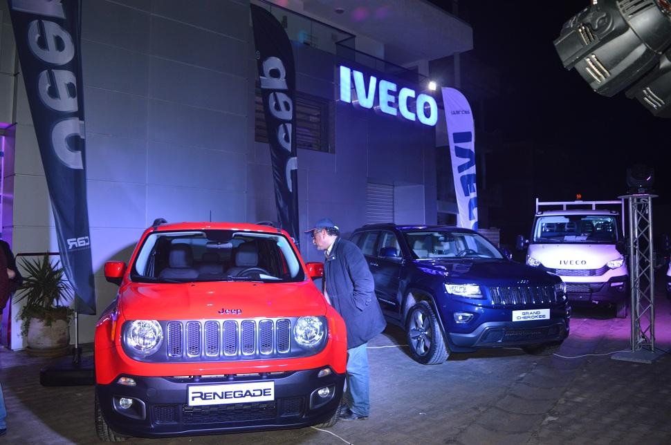 Toute la gamme de véhicules commercialisés par Italcar sera disponible chez Euro Car Services.