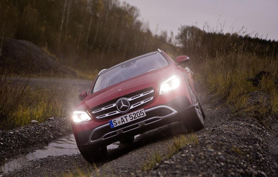 Mercedes Benz La Nouvelle Classe E All Terrain Pour