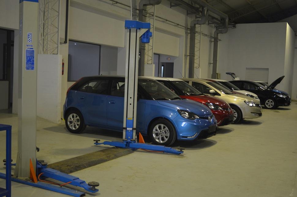 Le service après-vente MG opérationnel avant même la mise sur le marché des premiers véhicules.