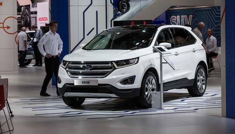 Ford Edge: nouveau venu dans la gamme des SUV - Sayarti Tunisie