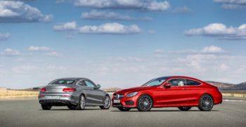Mercedes Classe C Coupé : elle cible le cœur et la raison