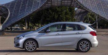 Nouvelle BMW 225xe: tournée vers l'avenir