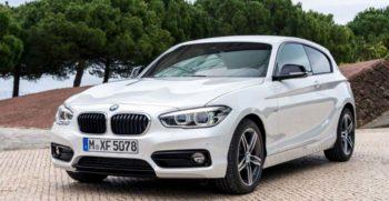 Nouvelle BMW Série 1 à partir de 67.200 DT - Sayarti Tunisie