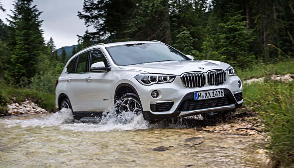 Nouvelle BMW X1: urbaine polyvalente au caractère affirmé - Sayarti Tunisie