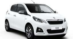 Peugeot 108 Access NI
