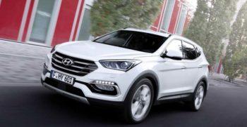 Santa Fe : un SUV élégant et innovant - Sayarti tunisie