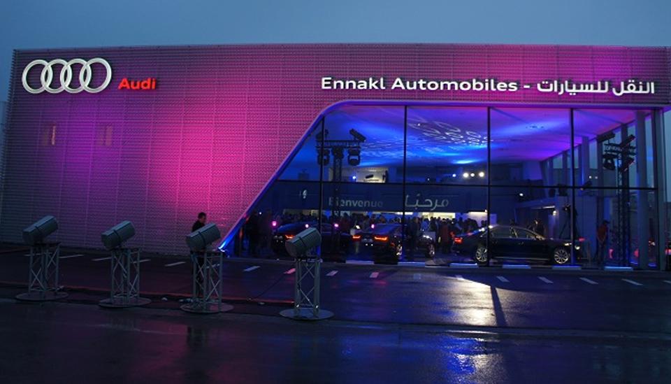 Ennakl Automobiles revendique la place de leader des concessionnaires autos