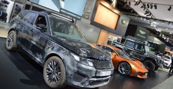 Jaguar et Land Rover: un rôle de stars dans James Bond ©Copyright photo : Sayarti