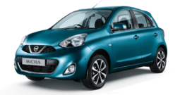 Nissan Micra Acenta 1.2 L