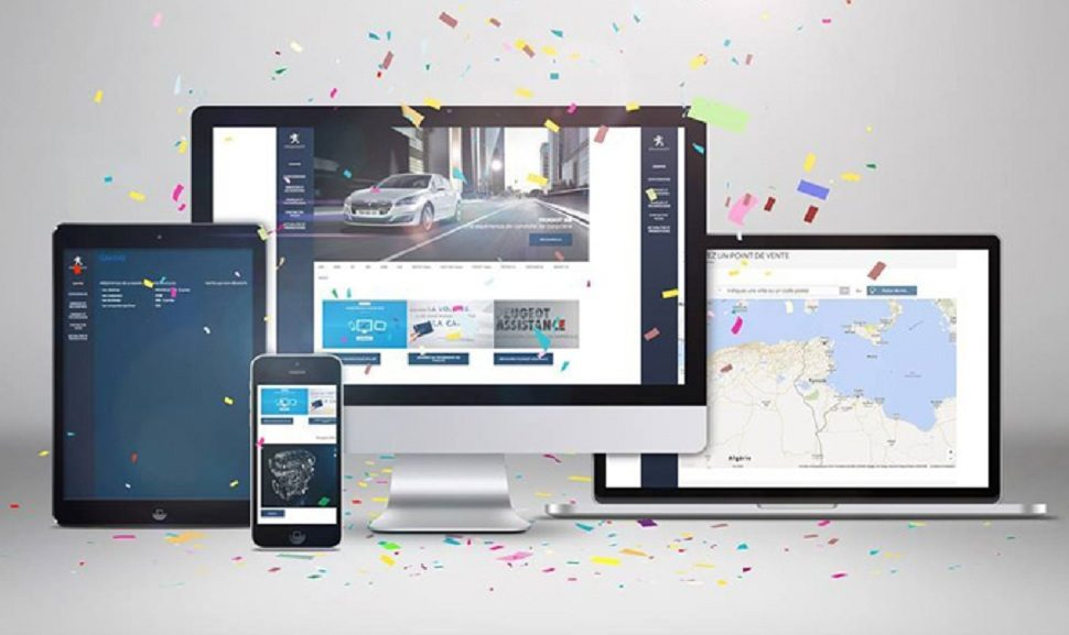 Peugeot-site-web