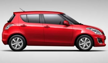 SUZUKI Swift 1.2 L GLX Pack plein