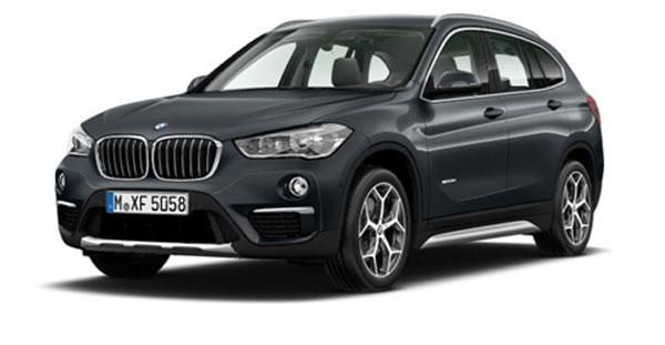 BMW X1 X-LINE 18i BVA plein
