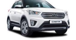 Hyundai Creta GLS (boîte auto)