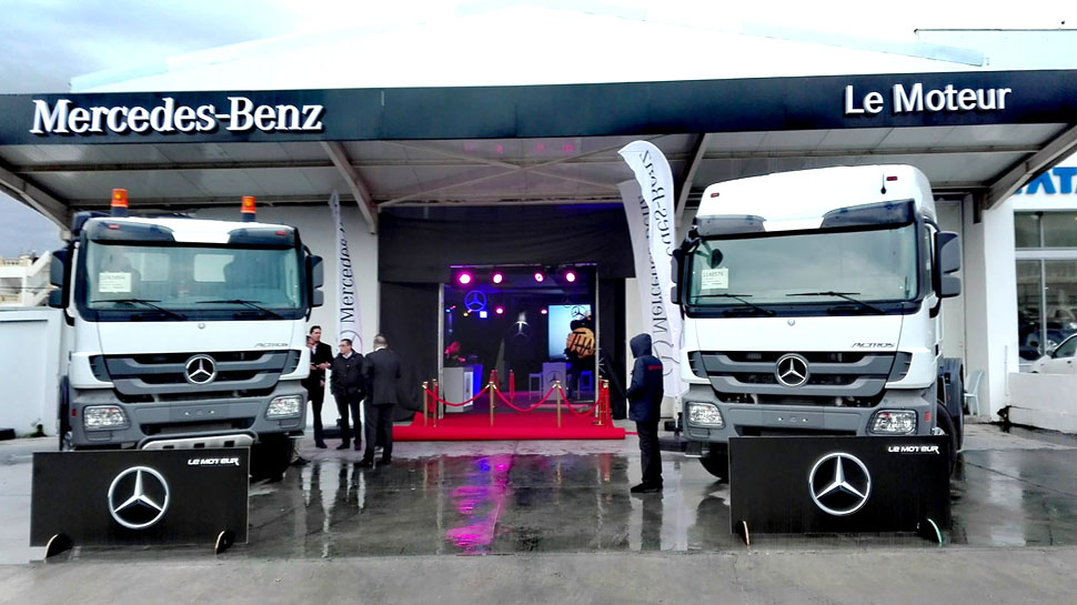 mercedes-camions
