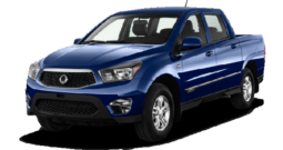 SSANGYONG ACTYON SPORTS 2WD