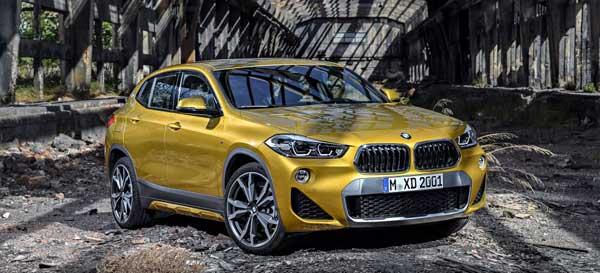 automobile-BMW-X2