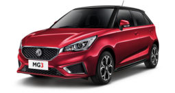 MG 3 CONFORT PLUS BVA