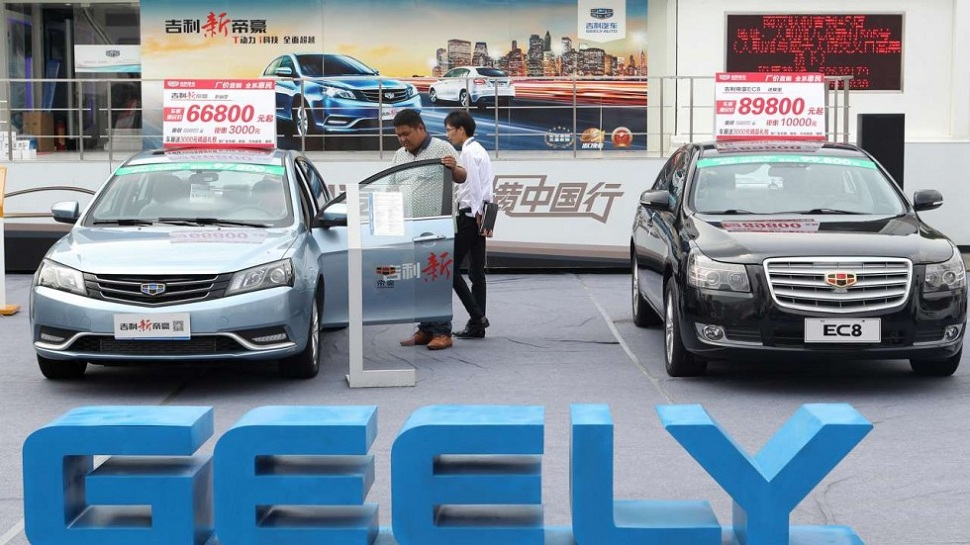 automobile-geely