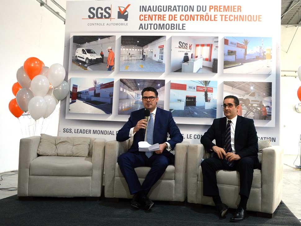 SGS-automobile