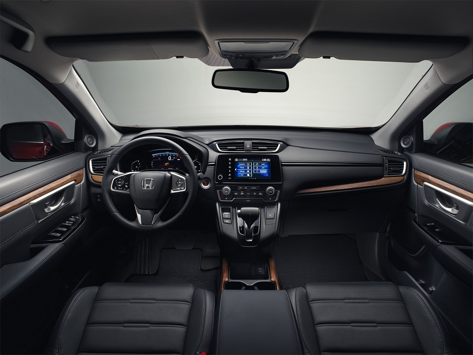 automobile-honda-CR-V-tunisie-interieur