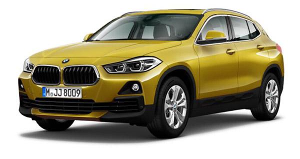BMW X2 Luxury Line 18i plein