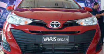 Yaris-sedan