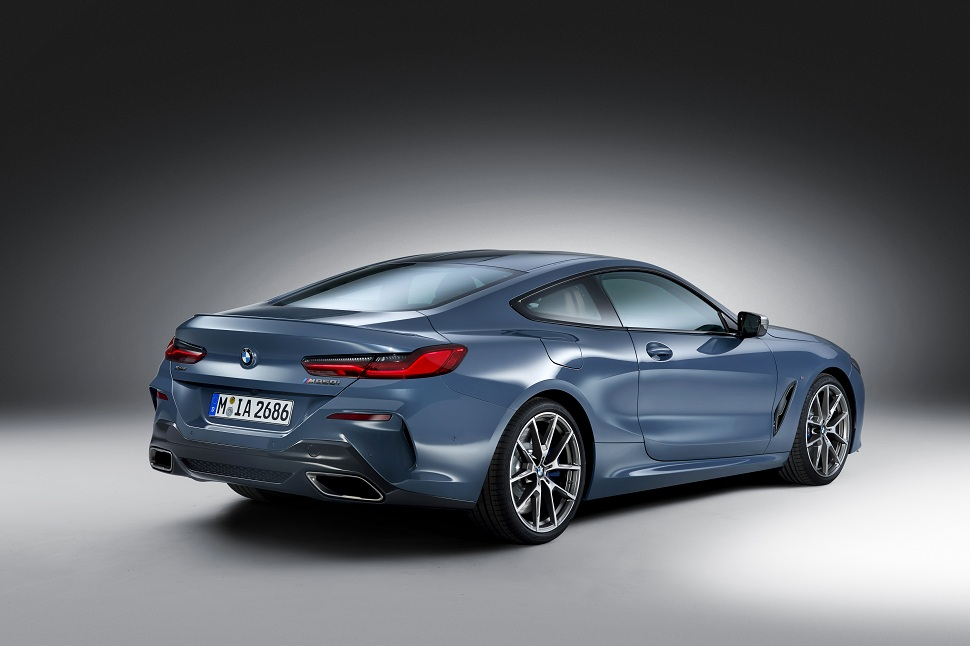 BMW serie 8 coupe