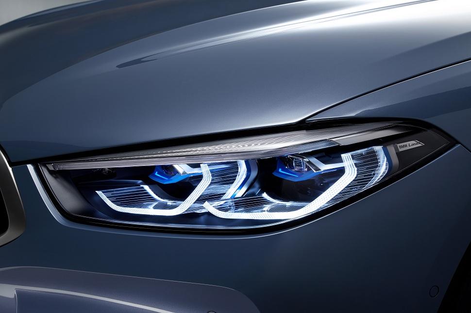 BMW phare Serie 8