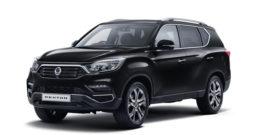 SSANGYONG Rexton boite auto 5 places