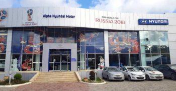 alpha hyundai