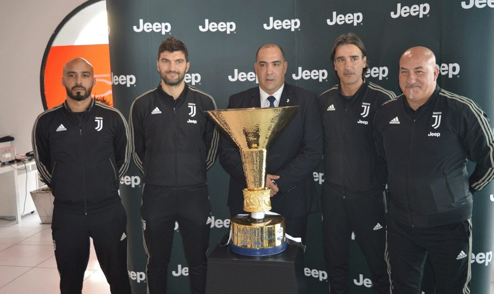 Jeep scudetto