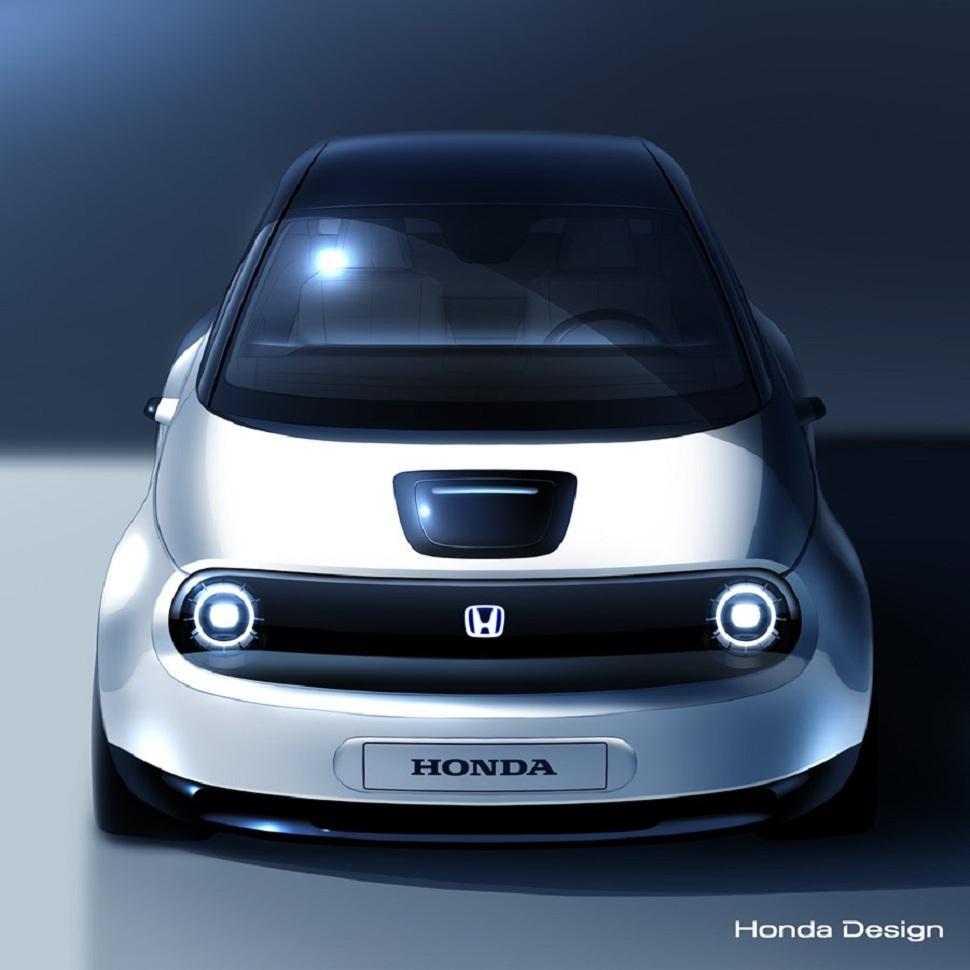 Honda voiture electrique