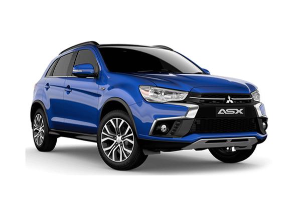 Mitsubishi ASX (boite auto) plein