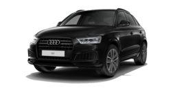 AUDI Q3 1.4 TFSI BLACK & WHITE BVA