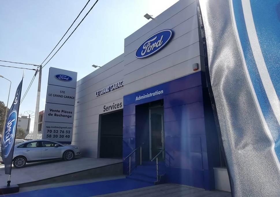 Ford Mnihla