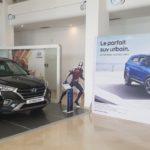 Hyundai show room marsa