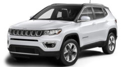 JEEP COMPASS LONGITUDE 4X2 BVM