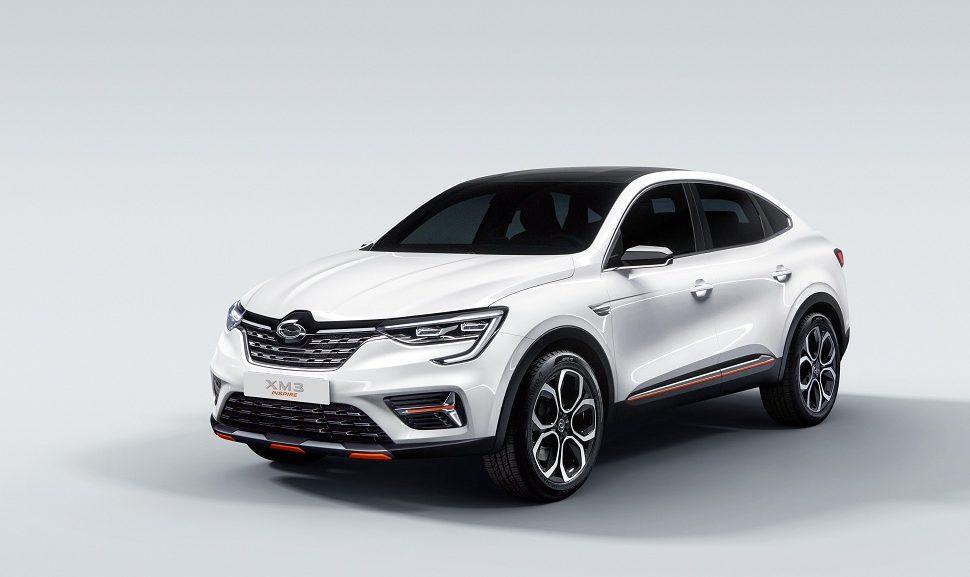 Renault XM3