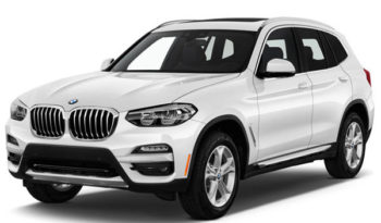 BMW X3 Luxury Line 18D BVA plein