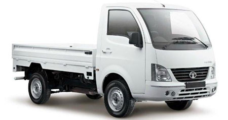 TATA SUPER ACE SIMPLE CABINE plein