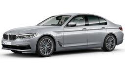 BMW SÉRIE 5 LUXURY LINE 520i BVA