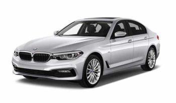 BMW SÉRIE 5 BUSINESS LINE 520i BVA plein