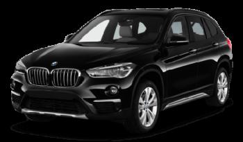 BMW X1 18i Luxury  LINE BVA plein