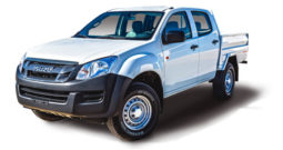 ISUZU D-MAX Pick-Up 4 Portes 4X4