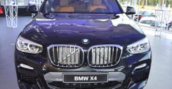 bmw x4 tunisie