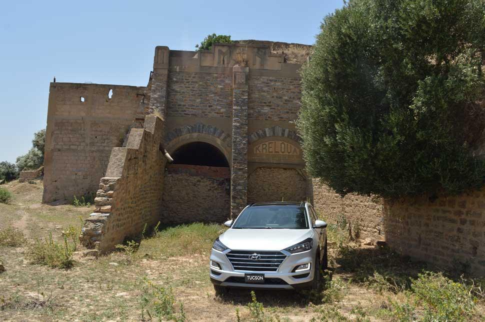 Hyundai Tucson sayarti
