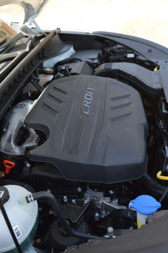 moteur Hyundai Tucson