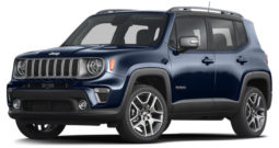 JEEP RENEGADE LIMITED 1.4L 4X2 BVA